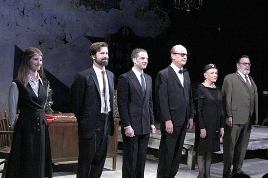 The Film Society – Opening Night – Mandy Siegfried – David Barlow – Euan Morton – Gerry Bamman – Roberta Maxwell – Richmond Hoxie