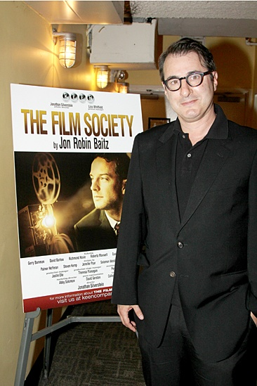 The Film Society – Opening Night – Jon Robin Baitz