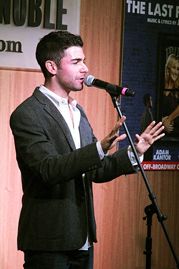 The Last Five Years – CD Signing – Adam Kantor