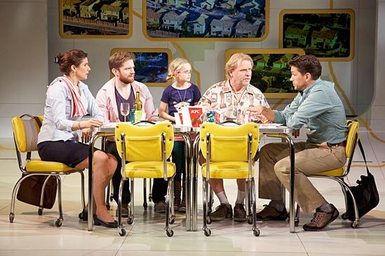 <I>Little Miss Sunshine</I>: Show Photos -  Stephanie J. Block - Rory O'Malley - Hannah Nordberg - David Rasche -  Will Swenson
