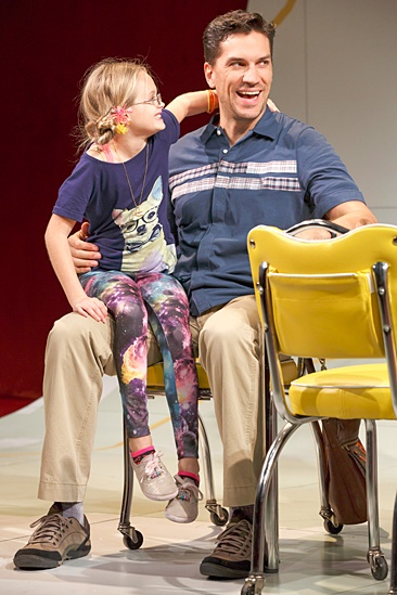 <I>Little Miss Sunshine</I>: Show Photos - Hannah Nordberg - Will Swenson