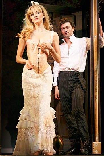 <I>A Gentleman's Guide to Love and Murder</I>: Show Photos - Lisa O'Hare - Bryce Pinkham