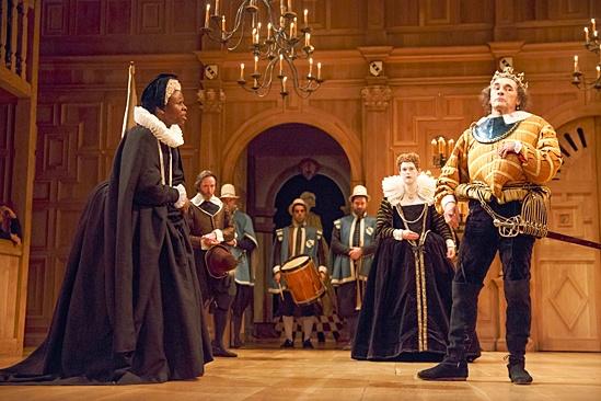 <I>Richard III</I>: Show Photos - Kurt Egyiawan - Peter Hamilton - Mark Rylance