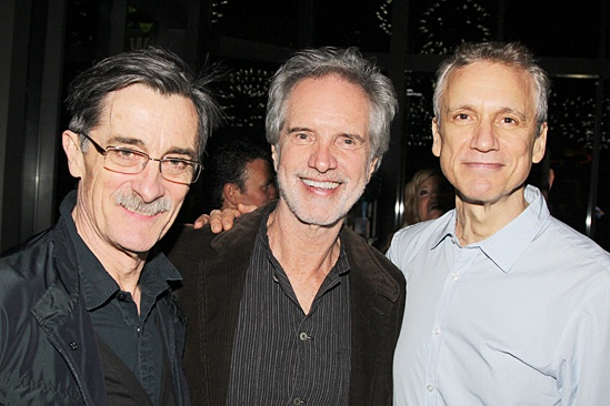 Jersey Boys – Eighth Anniversary – Roger Rees – Bob Gaudio – Rick Elice