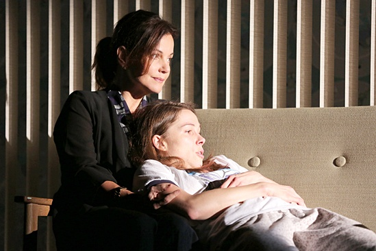 <I>Taking Care of Baby</I>: Show Photos - Margaret Colin - Kristen Bush