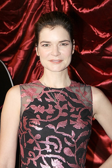 Gentleman's Guide opening night – Betsy Brandt