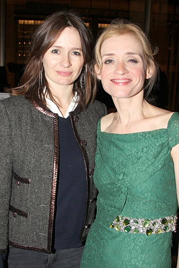 Macbeth – Opening Night – Emily Mortimer – Anne-Marie Duff