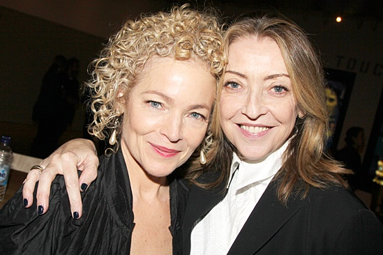 Cheri – Opening Night - Amy Irving - Sharon Maughan