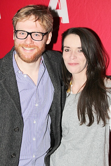 The Night Alive opening night – Brian Gleeson – Caoilfhionn Dunne