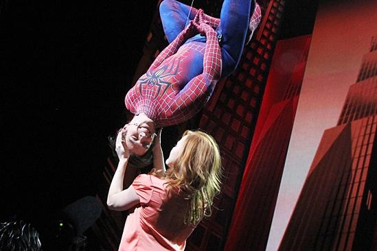 Spider-Man – Final Performance – Justin Matthew Sargent – Rebecca Faulkenberry
