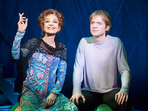 <I>Pippin</I>: Show Photos - Annie Potts - Matthew James Thomas