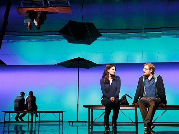 If/Then - Show Photos - PS - 3/14 - Idina Menzel - Anthony Rapp