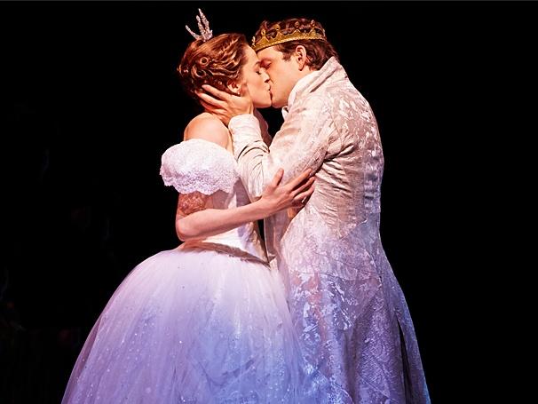 Cinderella - Show Photos - PS - 7/14 - Paige Faure - Joe Carroll