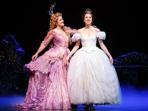 Show Photos - Cinderella - Victoria Clark - Paige Faure