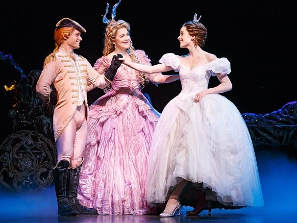 Show Photos - Cinderella - Andy Mill - Victoria Clark - Paige Faure