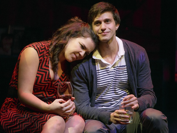 Significant Other - Show Photos - 6/15 - Lindsay Mendez  - Gideon Glick
