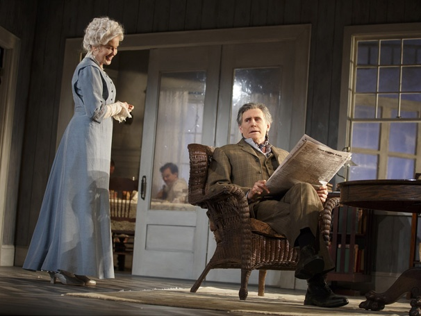 Show Photos - Long Day's Journey Into Night - 4/16 - Jessica Lange - Gabriel Byrne