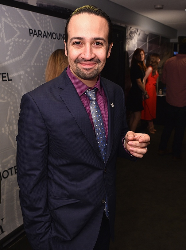 Tony Nominee Brunch - 5/16 - Bryan Bedder/Getty Images