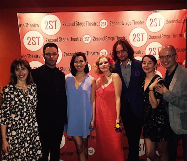 Hot Shots - 5/31 - Portia Krieger - Aaron Costa Ganis - Zoe Chao - Anabelle LeMieux - Constantine Maroulis - Sofia Alvarez - Chris Burney