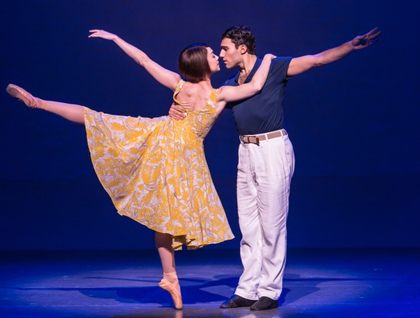 Show Photos - An American in Paris - 7/16 - Dimitri Kleioris - Leanne Cope