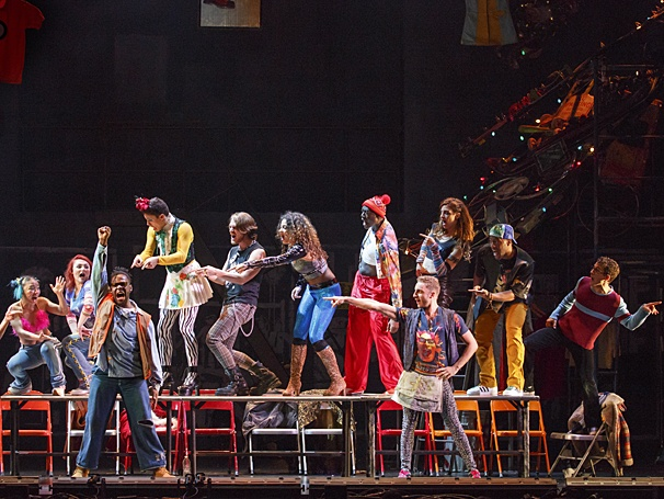 Rent - National Tour - Production Photos - 2016