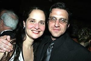 Image result for raul esparza wife