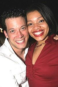 Avenue Q Anniversary/Las Vegas Party - John Tartaglia - Carmen Ruby Floyd