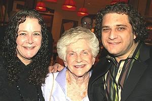 Avenue Q Vegas Opening - mom - grandmother - Jeff Marx