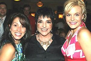 Brooke Shields in Chicago - Donna Marie Asbury - Liza Minnelli - Bryn Dowling