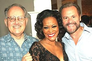 Chicago Photo Shoot - Kevin Woodworth - Robin Givens - Barry Weissler