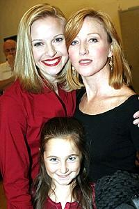 White Christmas Press Event 2005 - Meredith Patterson - Danielle Milano - Anatasia Barzee