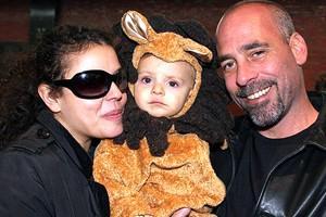 Wicked Day 2005 - Lisa Leguillou - son Rodin - husband Sean