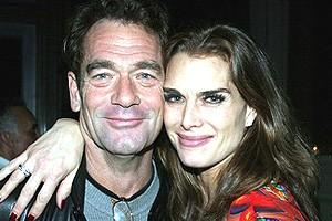 Brooke Shields Chicago Farewell Party - Huey Lewis - Brooke Shields