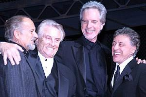 Jersey Boys Opening - Curtain Call - Joe Pesci - Tommy DeVito - Bob Gaudio - Frankie Valli