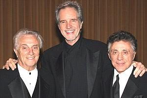 Jersey Boys Opening - Tommy DeVito - Bob Gaudio - Frankie Valli