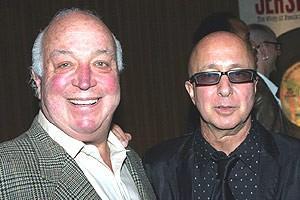 Jersey Boys Opening - Seymour Stein - Paul Shaffer