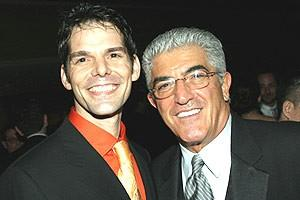 Jersey Boys Opening - J. Robert Spencer - Frank Vincent