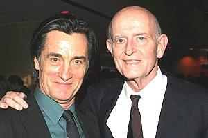 Jersey Boys Opening - Roger Rees - Peter Boyle