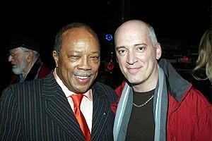 Quincy Jones at Jersey Boys - Quincy Jones - Donnie Kehr