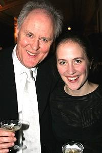 Phantom Record Breaking Party - John Lithgow - daughter Phoebe