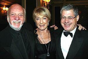 Phantom Record Breaking Party - Harold Prince - Gillian Lynne - Cameron Mackintosh