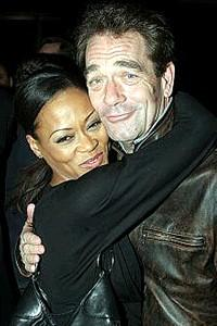 Huey Lewis and Charlotte d'Amboise Depart Chicago - Robin Givens - Huey Lewis