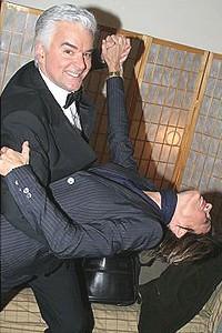 Lisa Rinna Sees John O'Hurley in Chicago - John O'Hurley - Lisa Rinna (dancing #2)