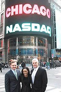 Chicago Meets NASDAQ - Bruce Aust - Robin Givens - John O'Hurley