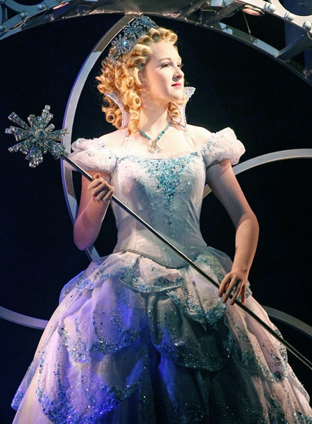 Wicked - Show Photos - Michelle Federer