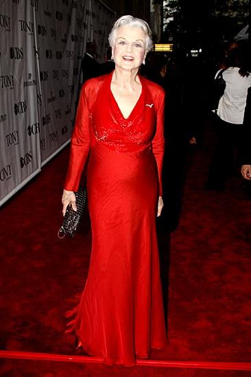 2010 Tony Awards Red Carpet – Angela Lansbury