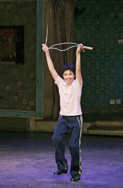 Show Photos - Billy Elliot - Dayton Tavares