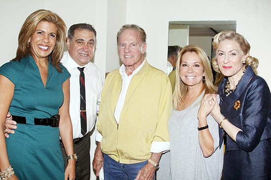 Frank And Kathie Lee Gifford Young