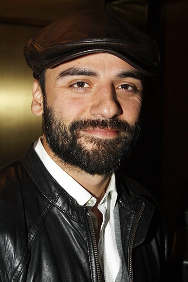 Merchant of Venice Opening night – Oscar Isaac