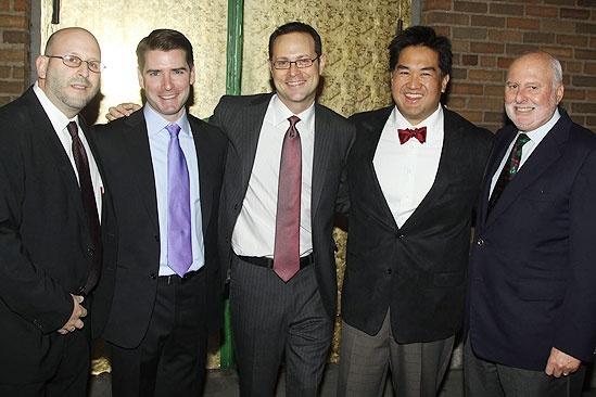 Elf opens - Mark Hoffman – Chad Beguelin – Matthew Sklar – Raymond Wu - Michael Lynne